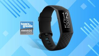 Fitbit Charge 4 Tom's Guide Awards