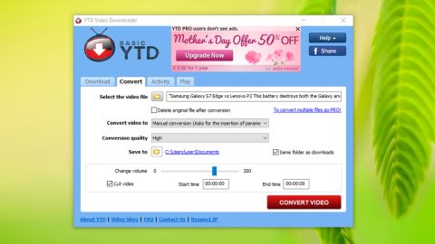 YTD Video Downloader review and where to download review | TechRadar