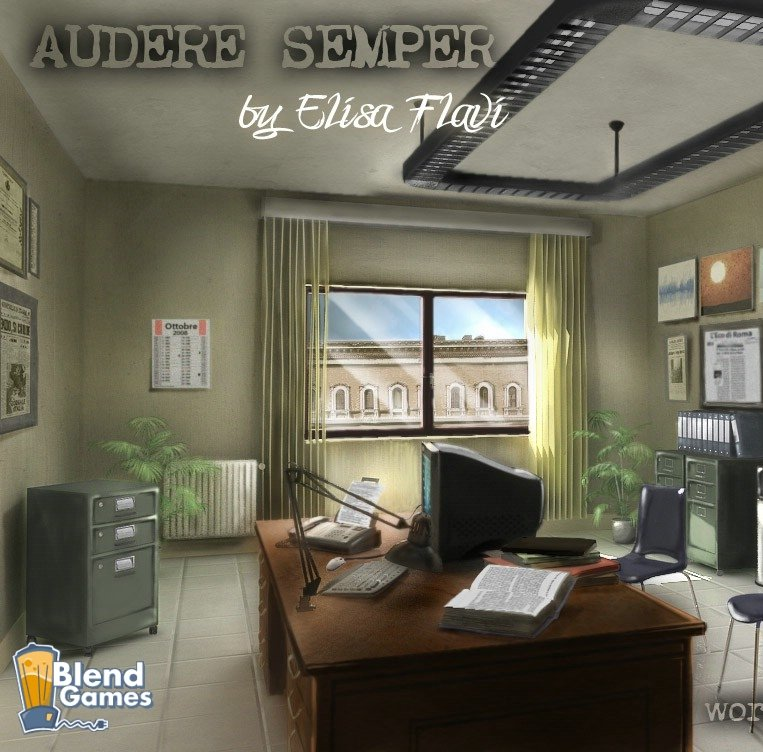 Audere Semper Is An Emotional Point-And-Click Adventure #4694