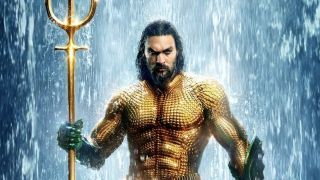 Win a 4K bundle with Aquaman on Blu-Ray, a Hisense TV and an Xbox