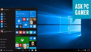 Ask PC Gamer: what happens if you don't have a key and don't activate Windows 10?