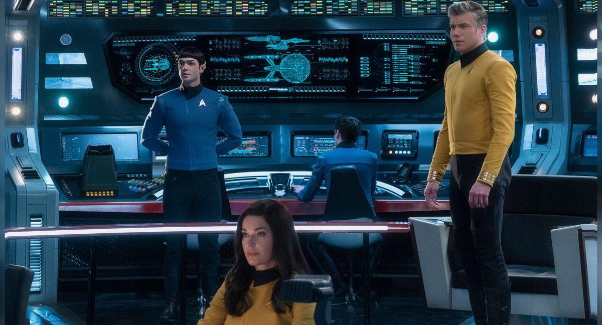 New Star Trek shows: every future series, from Strange New Worlds to Lower Decks