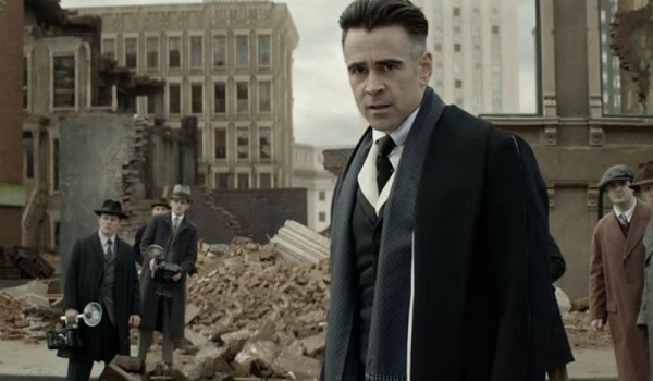 Fantastic Beasts and Where To Find Them Percival Graves