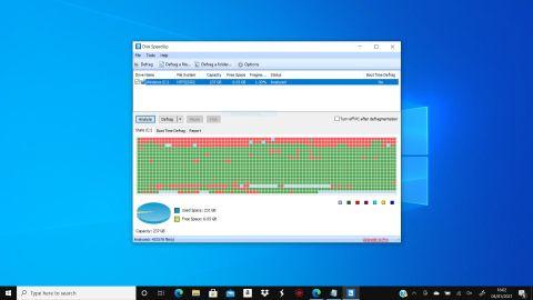 Glarysoft disk speedup
