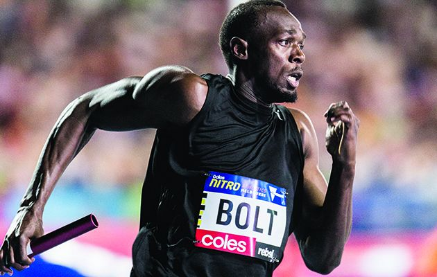 This will be the last time you'll have a chance to see the magnificent Jamaican Usain Bolt in a competitive race, as he says his goodbyes before retiring by competing in the 4x100m relay race.