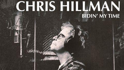 Cover art for Chris Hillman - Bidin' My Time album