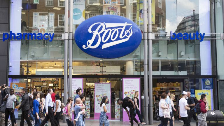 Boots store closures announced