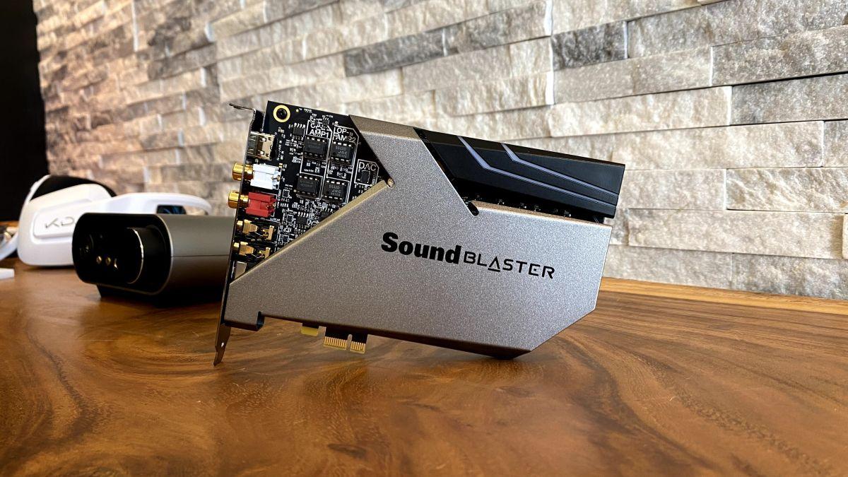 Creative Sound Blaster AE-9 review