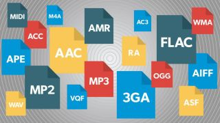MP3, AAC, WAV, FLAC: all the audio file formats explained