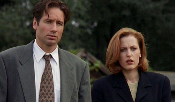 the x-files mulder scully