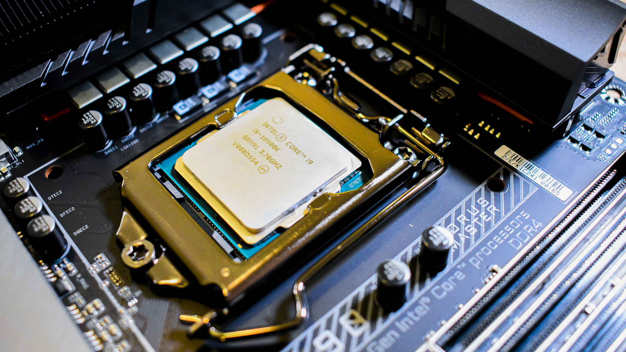 Intel i9-11900K revealed to have 11% quicker storage than Ryzen 9 5950X thumbnail