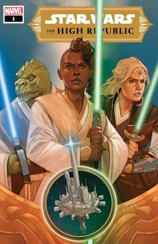 Marvel's Star Wars: The High Republic #1