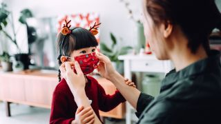 Christmas 2020: 5 festive face masks for kids and adults