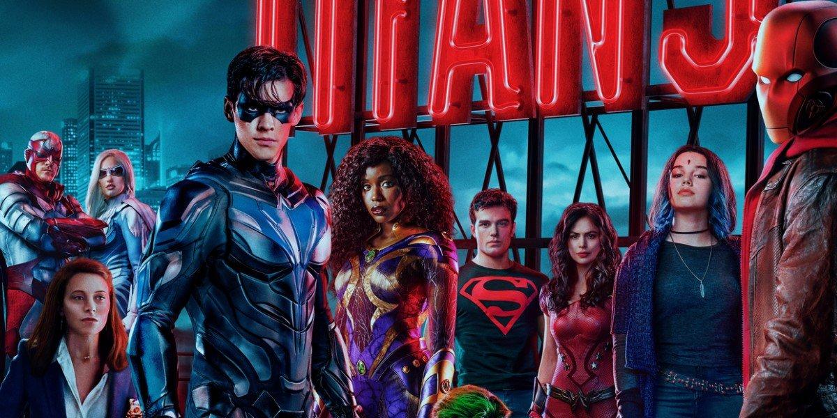 titans season 3 cast