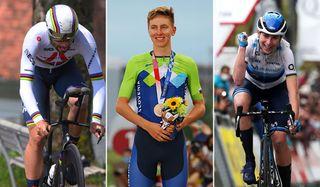 Filippo Ganna, Tadej Pogacar and Annemiek van Vleuten are among the top favourites for the 2021 UEC Road Championships