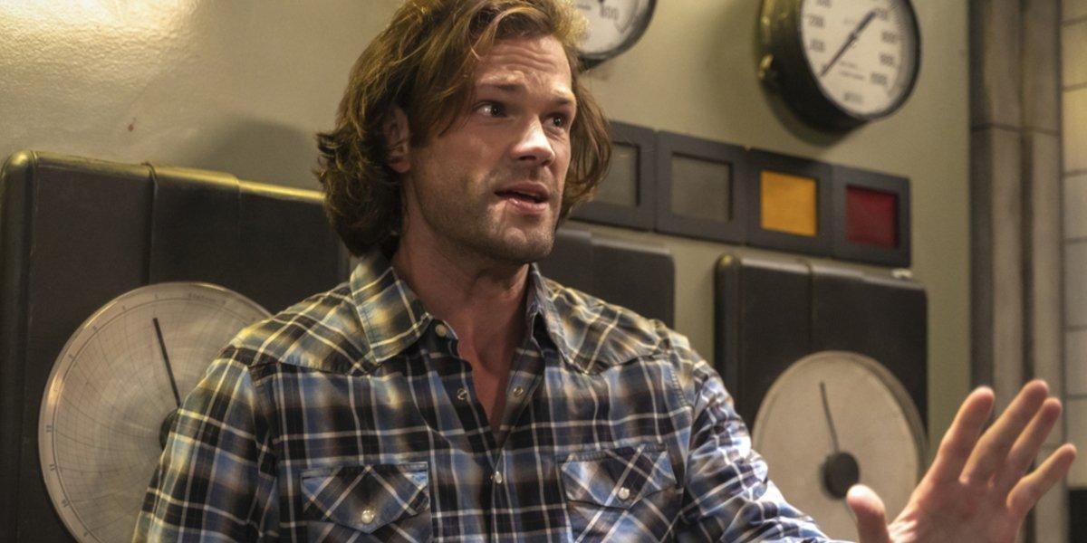 Sam Winchester in Supernatural.