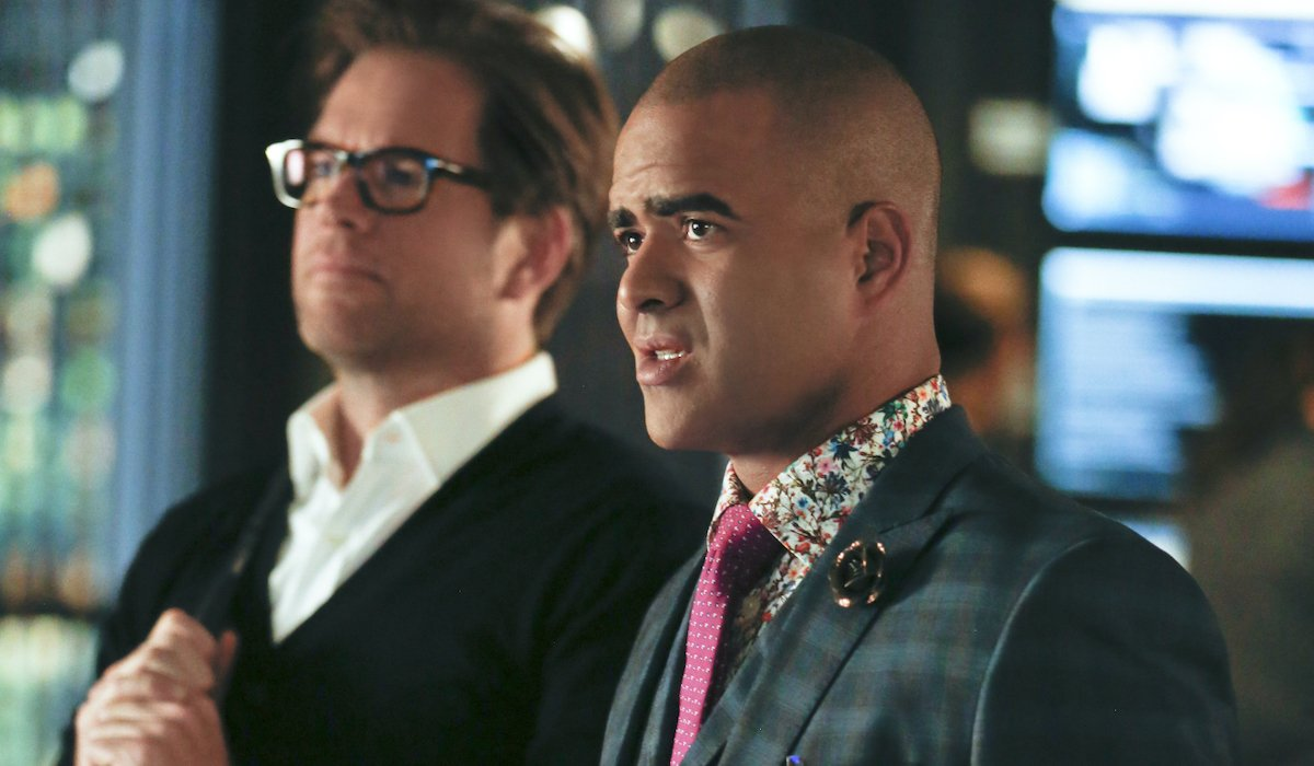 Chris Jackson in Bull television series