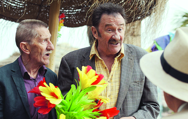 What's on telly tonight? Our pick of the best shows on Wednesday 14th March including Benidorm