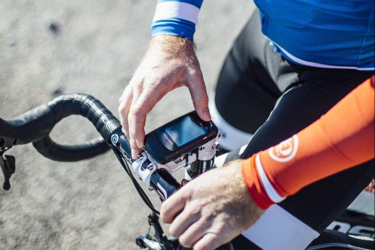 cycling computer, image Dan Gould