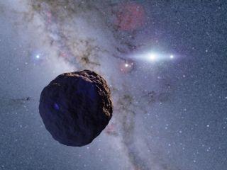 New Kuiper belt object