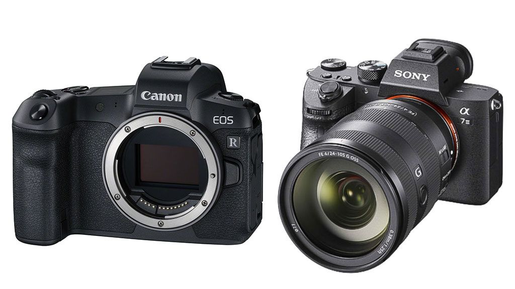 Canon EOS R vs Sony A7 III: How do they compare?