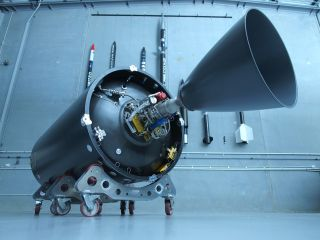 Rocket Lab Electron Rocket