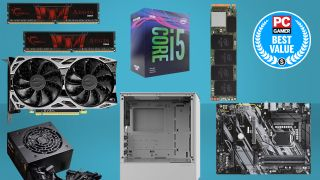Budget gaming PC build guide 2020
