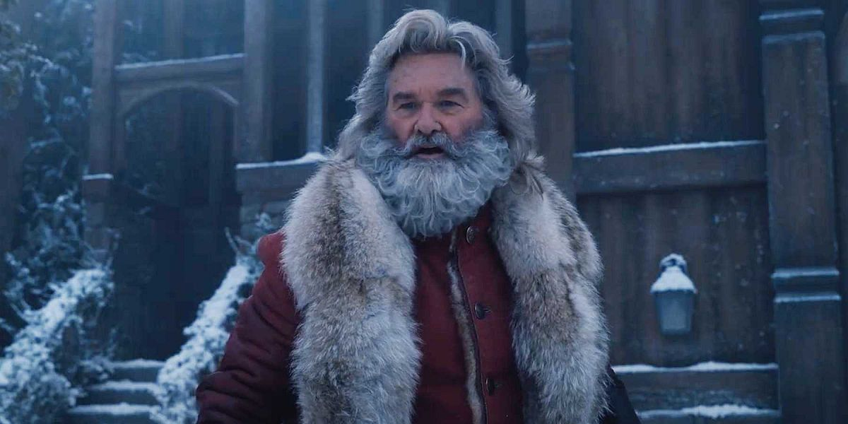 Kurt Russell in Christmas Chronicles 2
