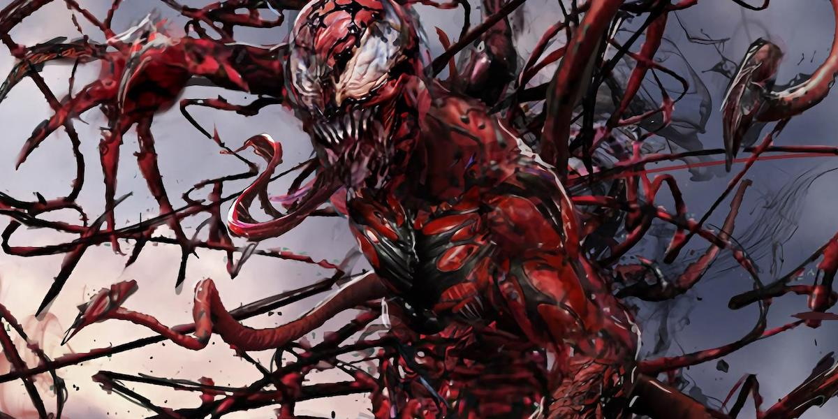 Venom 2 First Look At Woody Harrelson's Carnage In Not What We Were Expecting At All