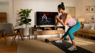 Apple TV welcomes Peloton's fitness app for yoga, weights and cardio workouts at home