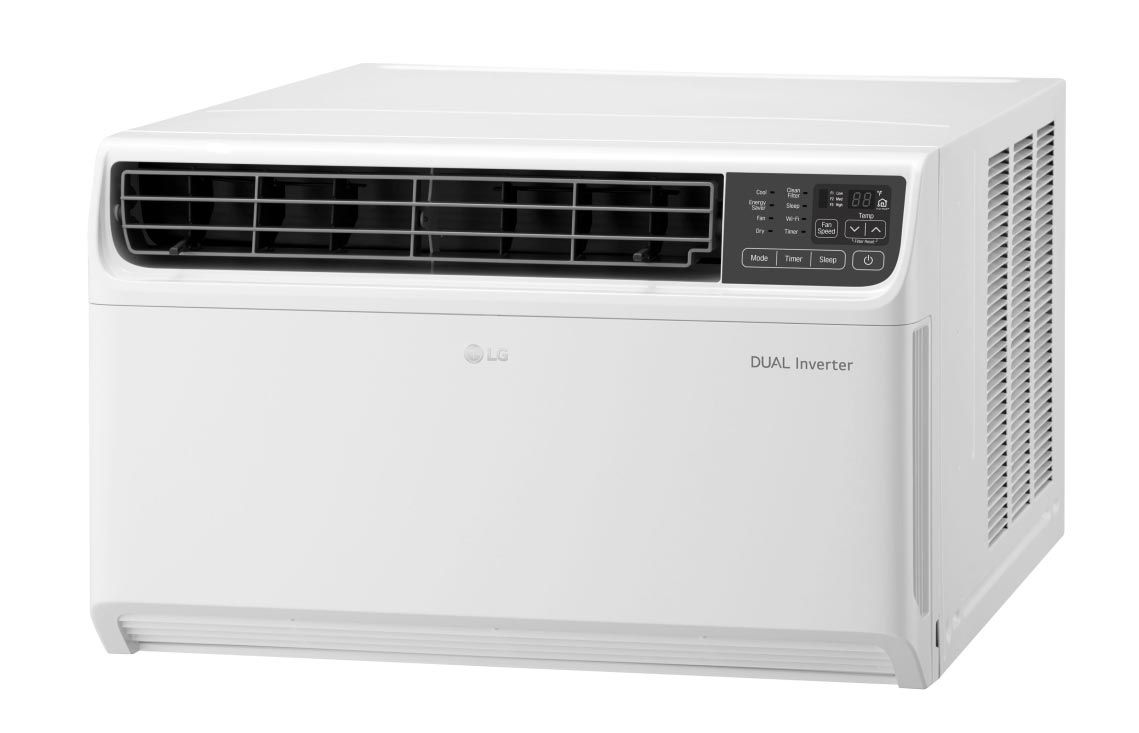 LG Dual Inverter Air Conditioner Review: Smart and Quiet | Tom's Guide