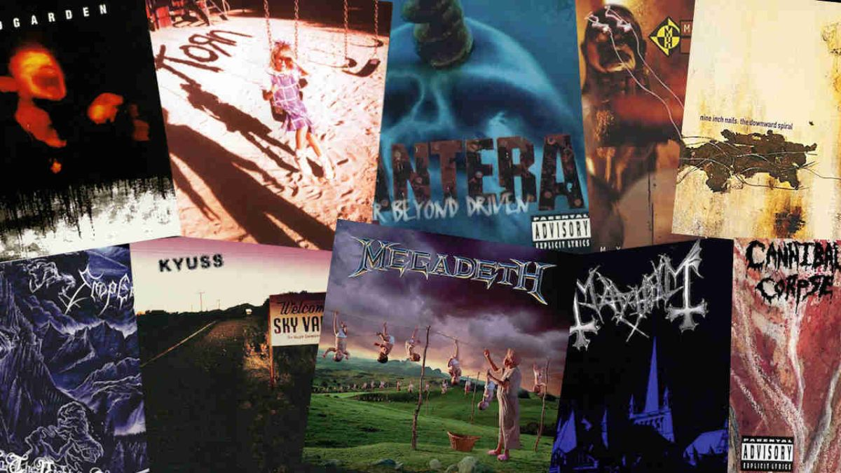 The Top 10 best albums of 1994