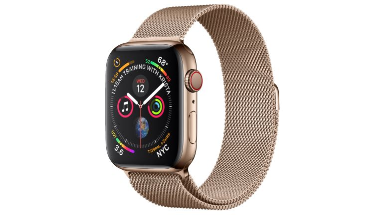 123493cad3b3e6 Apple Watch Series 4 review: the best smartwatch takes a leap ...