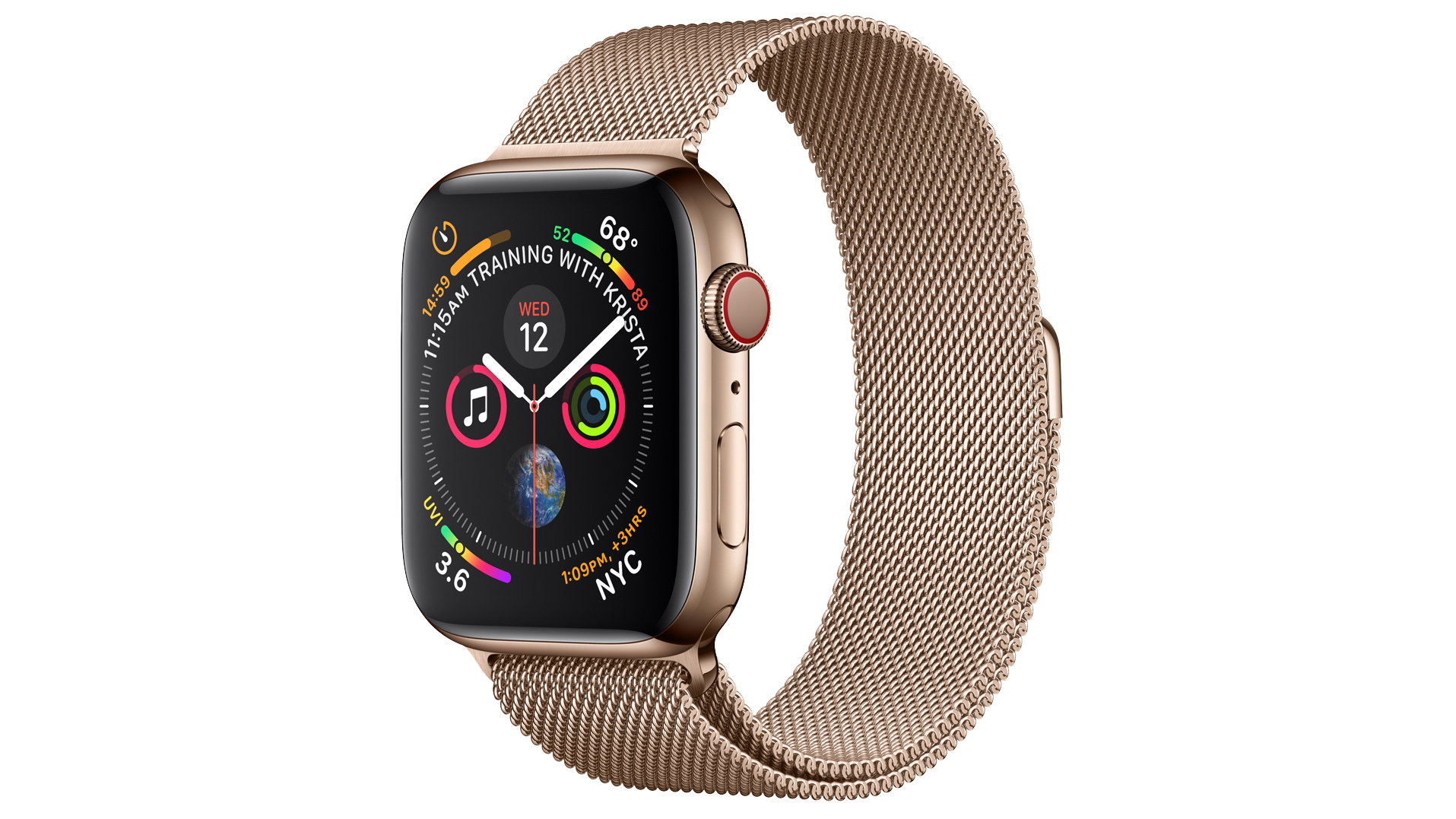 6c776b3ce Apple Watch Series 4 review: the best smartwatch takes a leap forward | T3