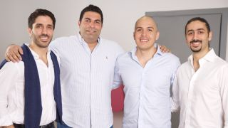 Bader Ataya, Chief Growth Officer, Mohamad Ballout, Chief Executive Officer, Andres Arenas, Chief Compliance Officer, and Saman Darkan, Chief Product and Technology Officer of Kitopi