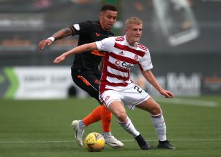 Hamilton Academical v Rangers – Scottish Premiership – Fountain of Youth Stadium