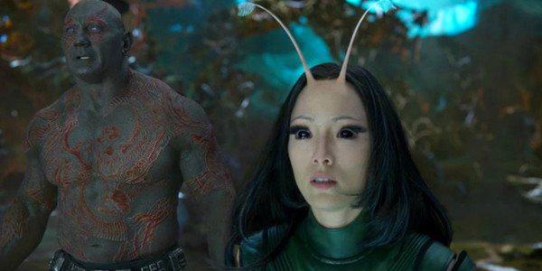 Mantis Drax Guardians of the Galaxy Vol. 2