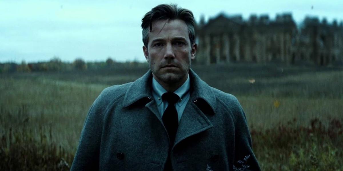Ben Affleck in Batman Vs. Superman: Dawn of Justice