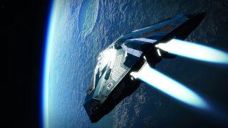 Elite Dangerous Odyssey screenshots.