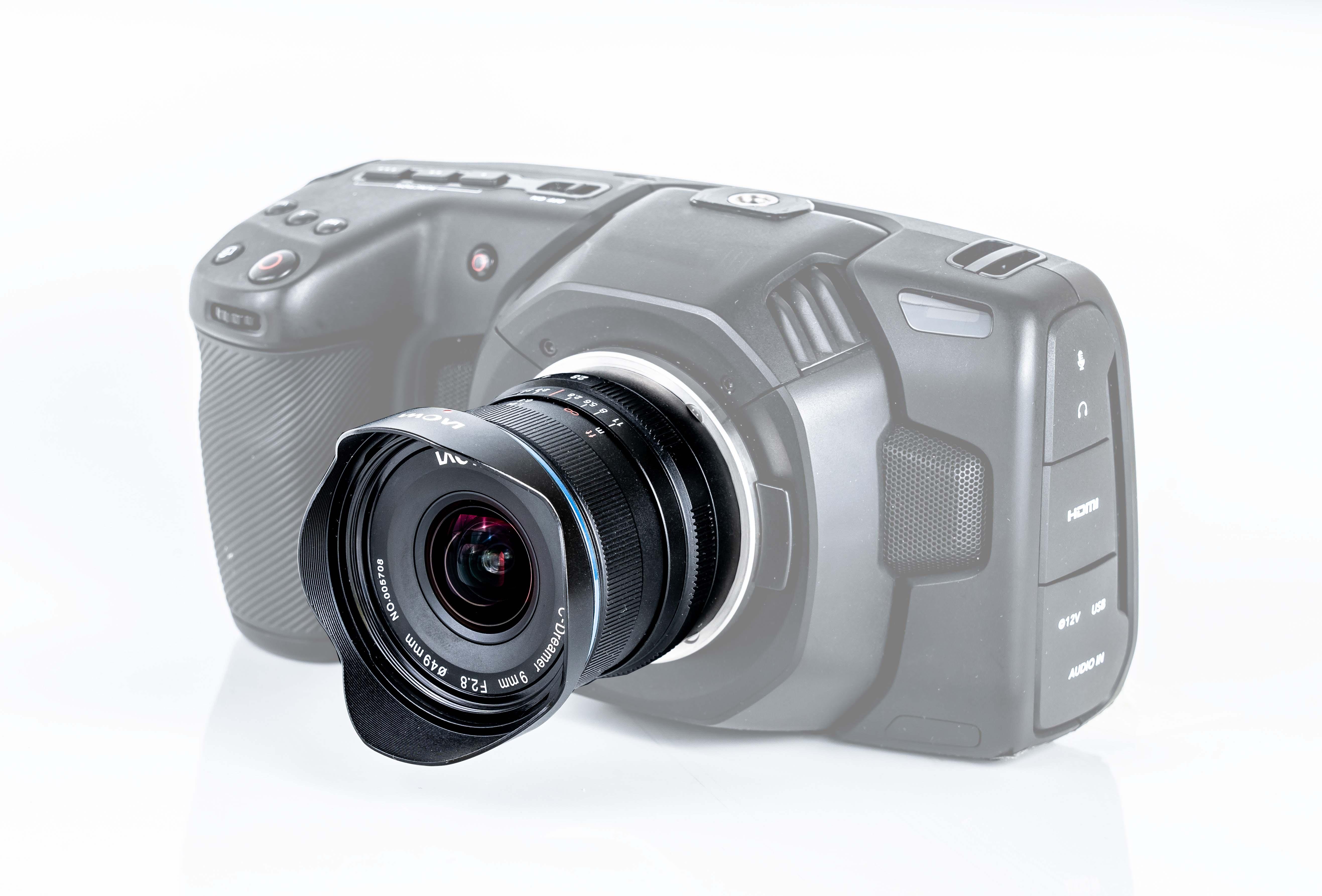 Laowa 9mm f/2.8 Zero-D arrives in MFT mount