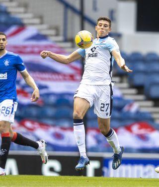 Rangers v Ross County – Scottish Premiership – Ibrox Stadium