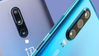 Huawei P30 and OnePlus 7 Pro.