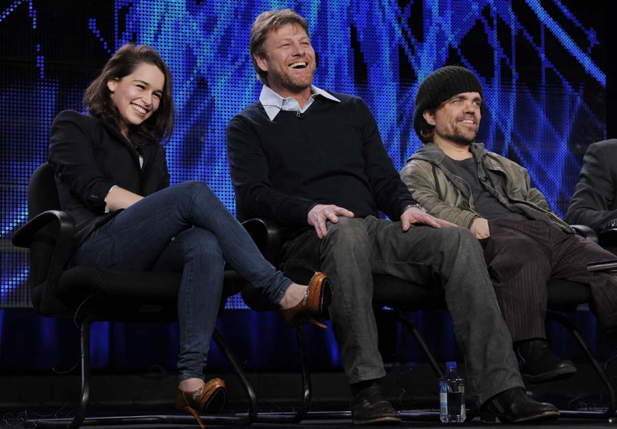 Sean Bean: It's nice to play the good guy for once