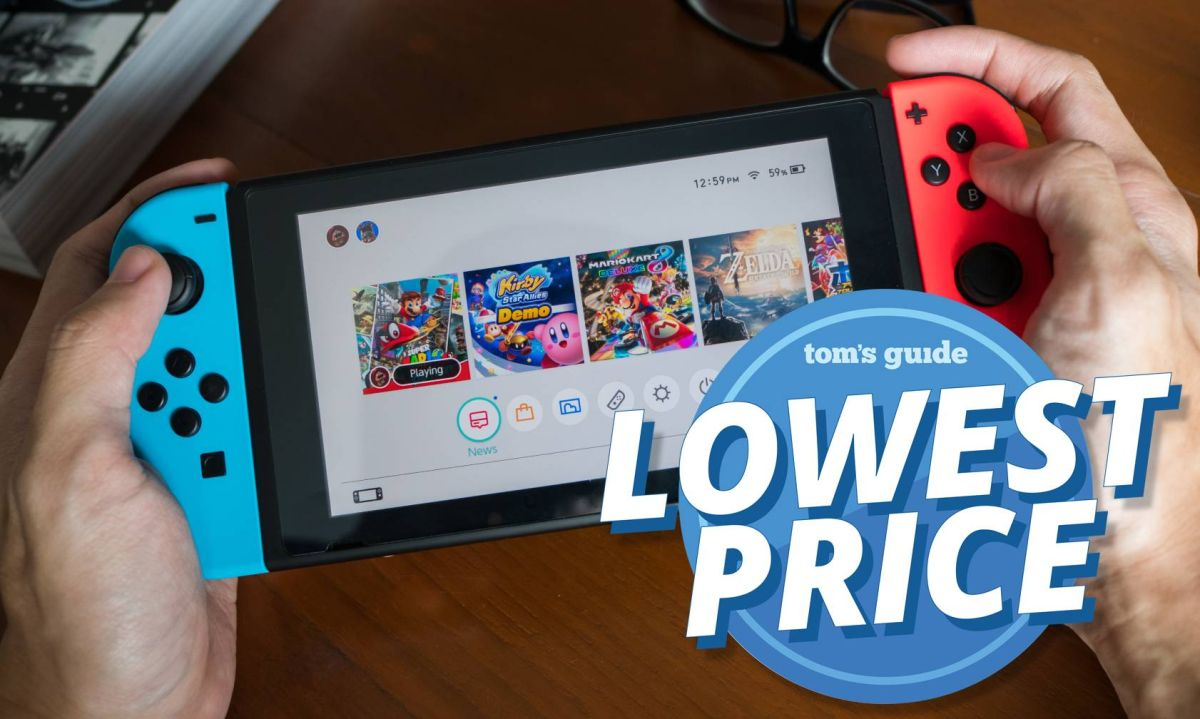 This Nintendo Switch Bundle Price Is Better Than Black Friday Tom S Guide