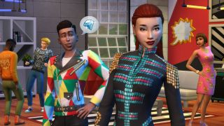 Check out the Sims 4 and Moschino collection, available both