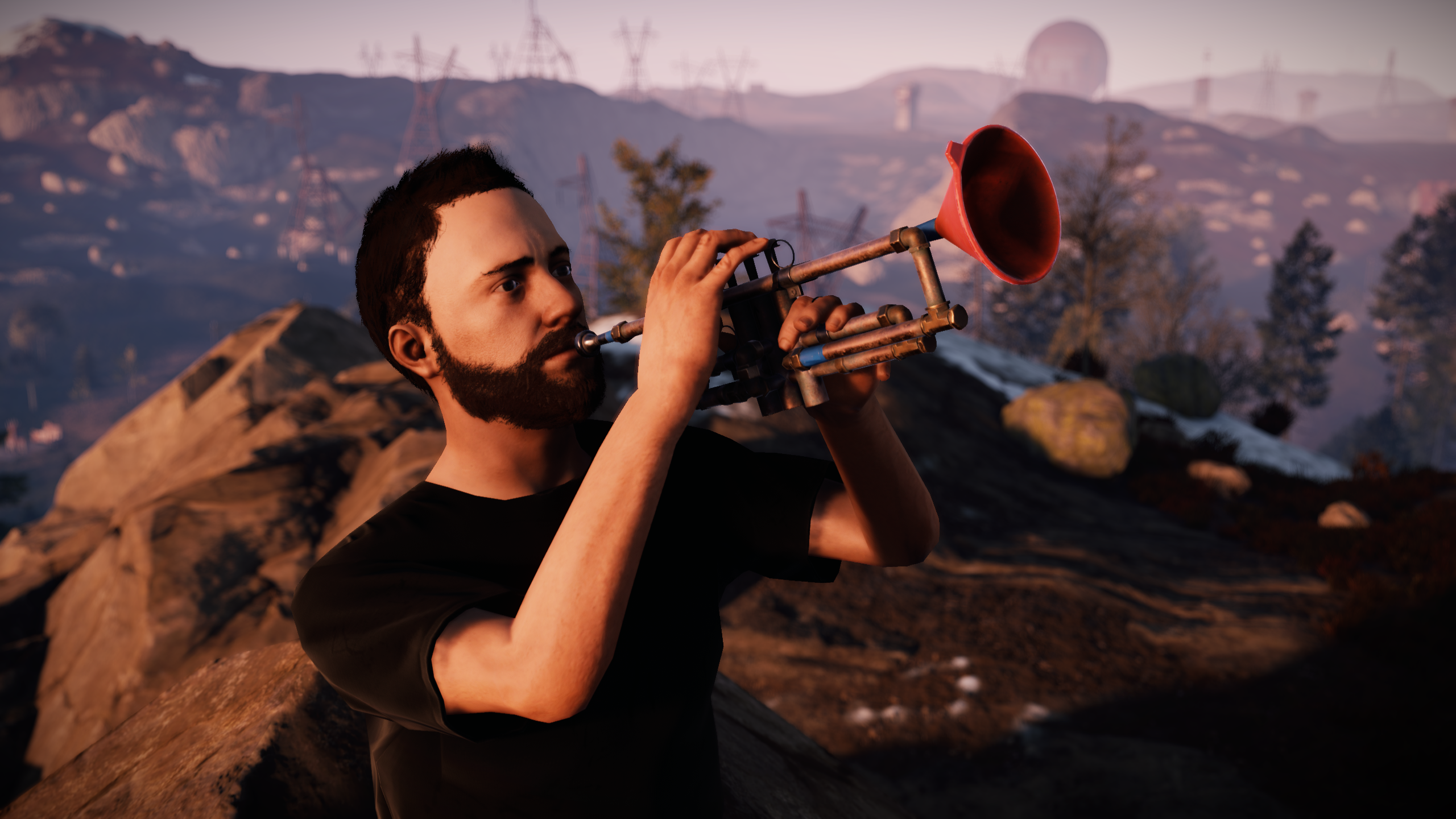 Rust is getting its first paid DLC: musical instruments | PC Gamer