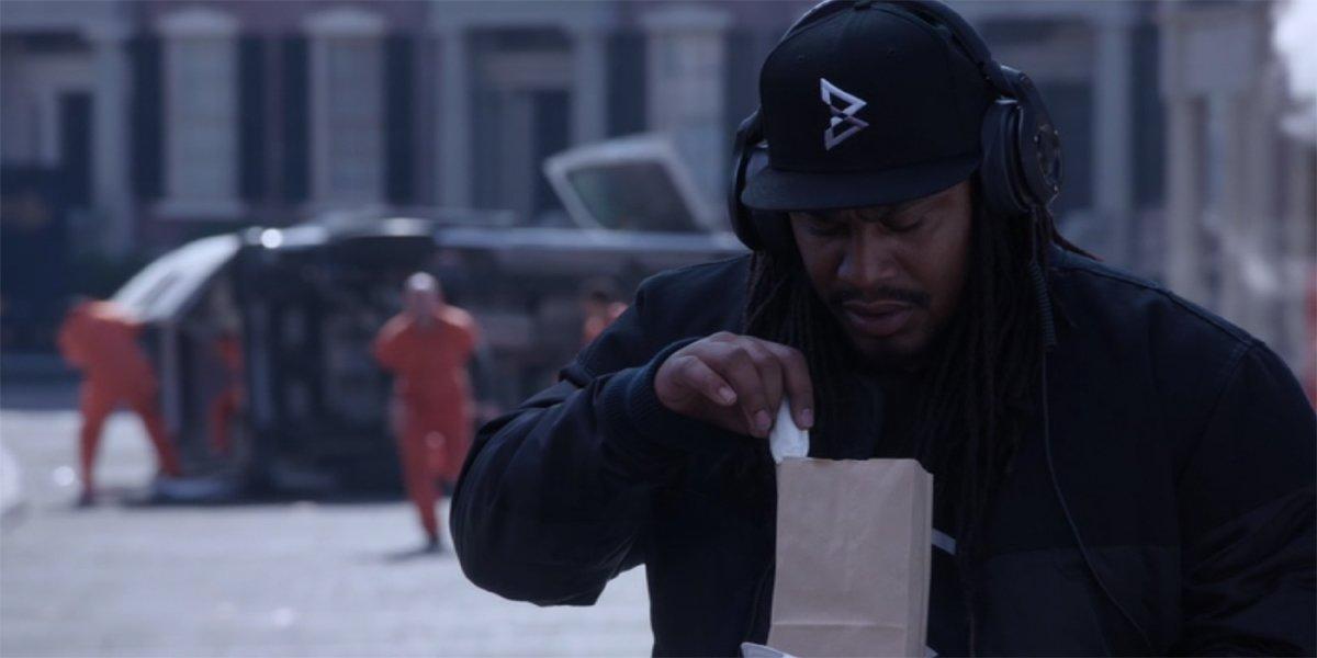 Marshawn Lynch as Himself in Brooklyn Nine-Nine