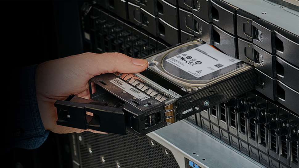 Big HDDs Set New Sales Record: 288 Exabytes in Q1