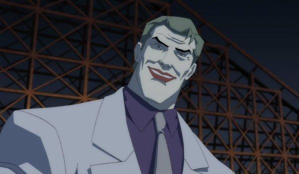 The Dark Knight Returns Joker