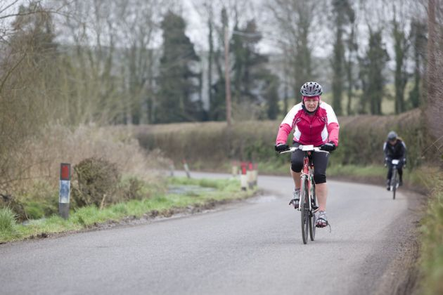 Cycling Weekly Wiltshire Wildcat Sportive, 10 March 2013